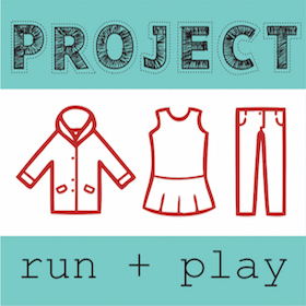 grab button for Project Run & Play